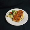Lemon Crusted Fish (GF option available on request)