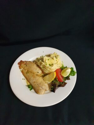 Grilled Snapper (GF option available on request)