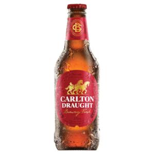 Carlton Draft Stubs