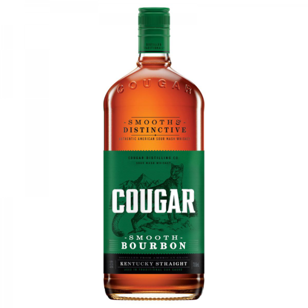 Cougar Bourbon 700ml Shot