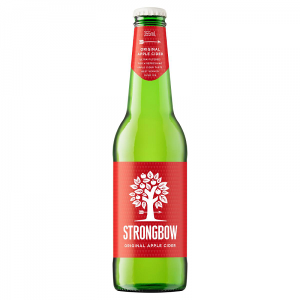 Strongbow Classic 2019Pack Stubby Shot