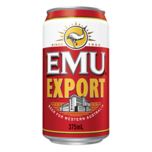 Emu Export Cans