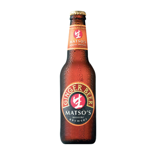 matsos ginger beer