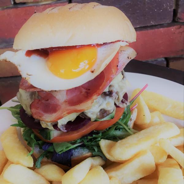 narry burger