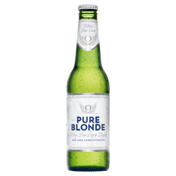 pure blonde single