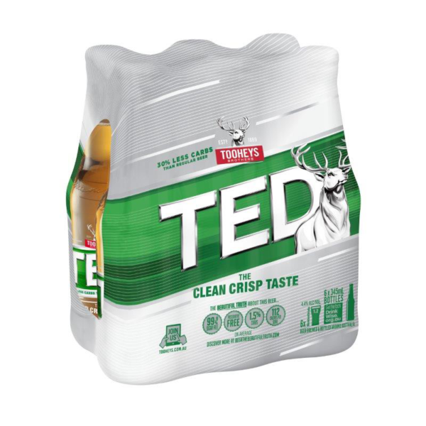 ted 6 pack
