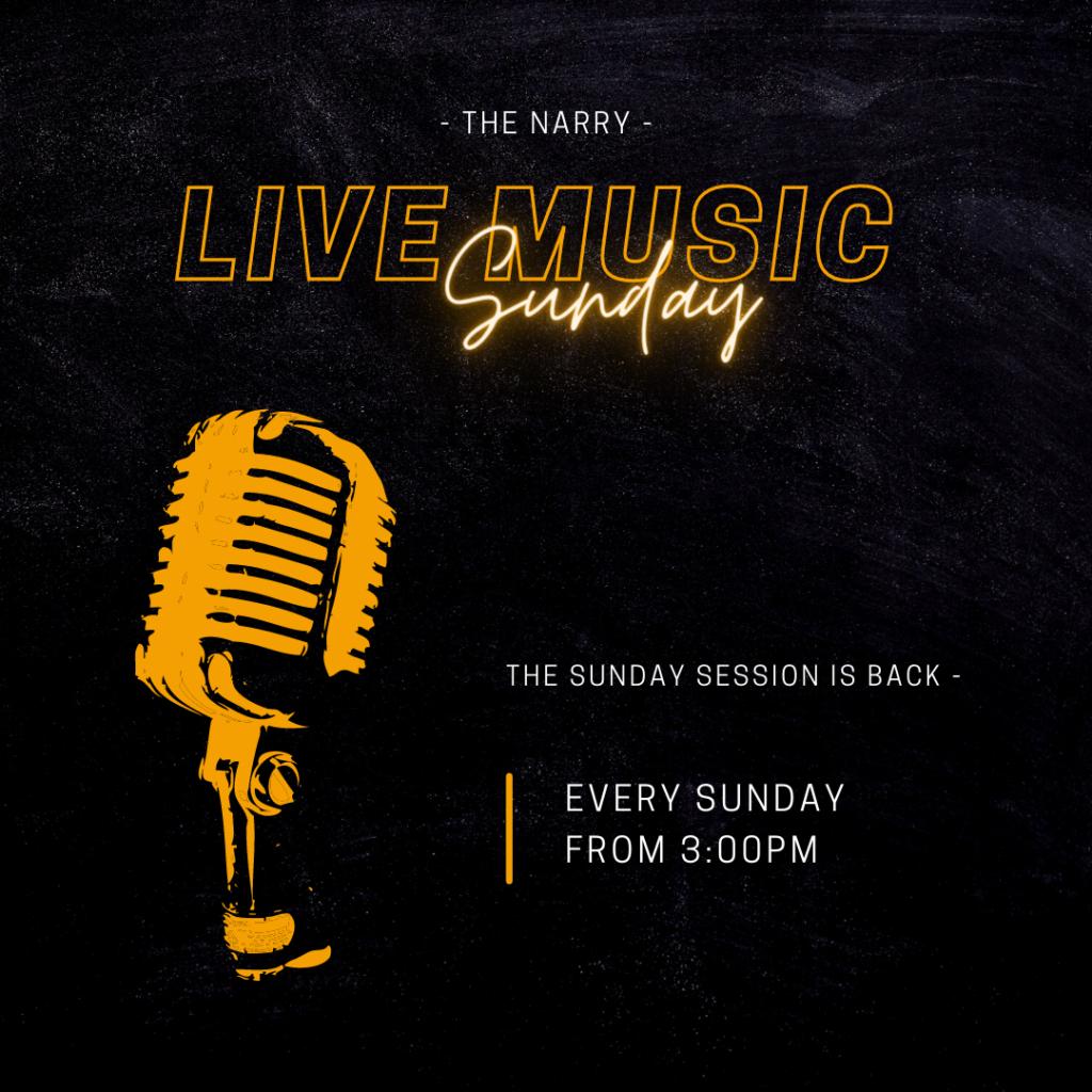 Sunday Session Narry